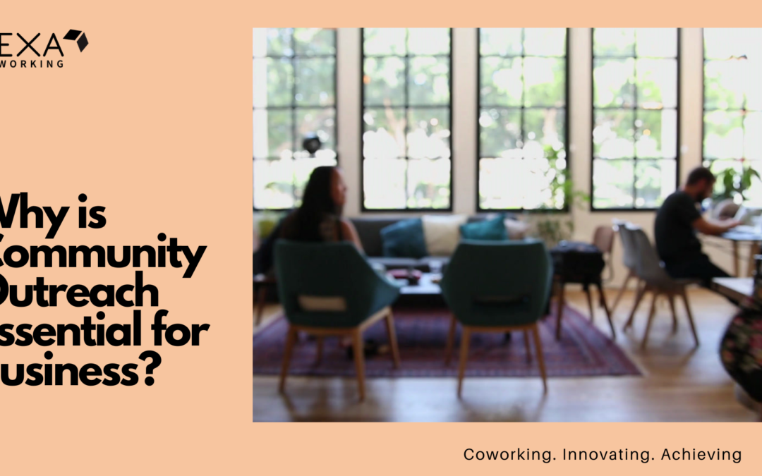 Why is Coworking Community Outreach Essential for Business?