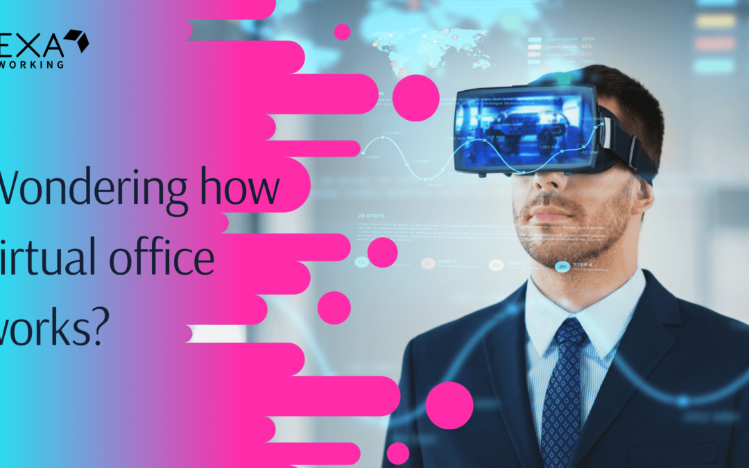 How Does Virtual Office Works?