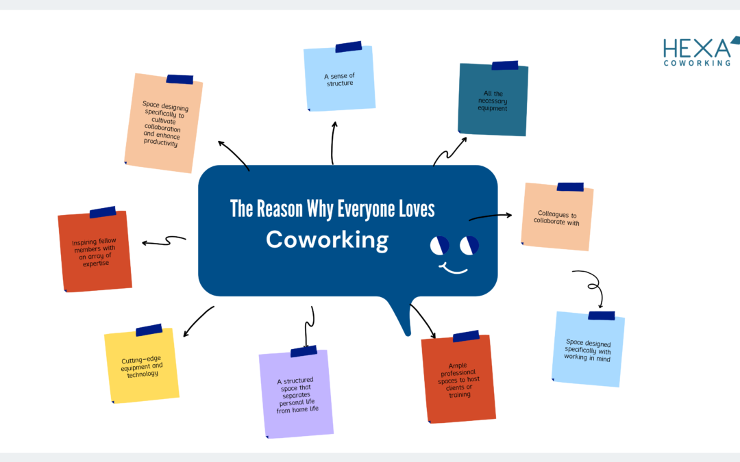 The Reason Why Everyone Loves Coworking