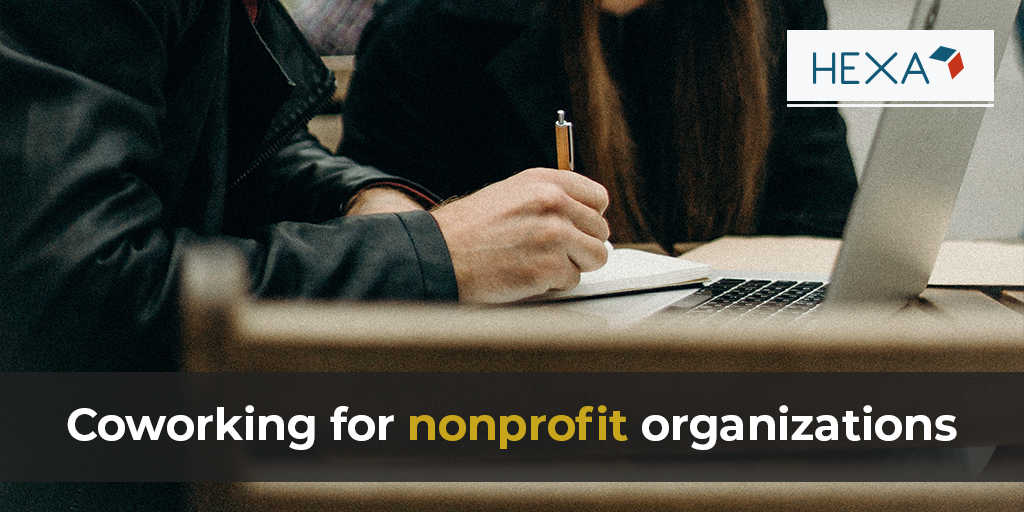 10 Reasons Why You Should Choose Coworking for Non-Profit