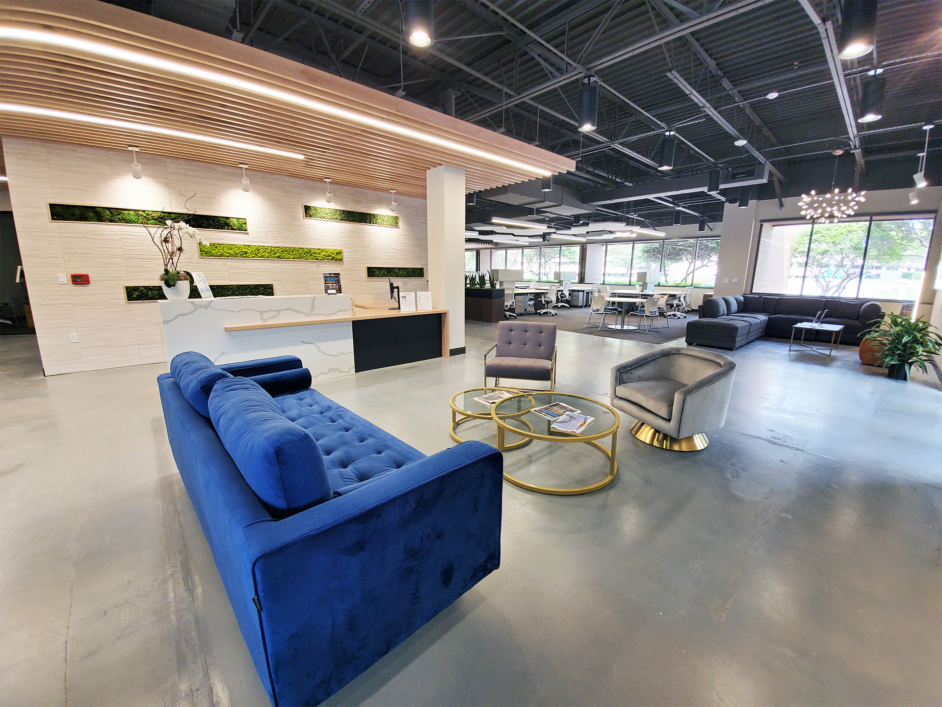 coworking space richardson