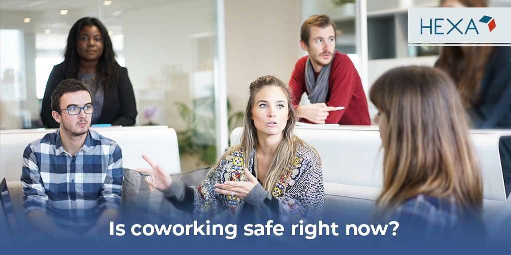 How to Help Members Feel Safe in a Coworking Environment – Now