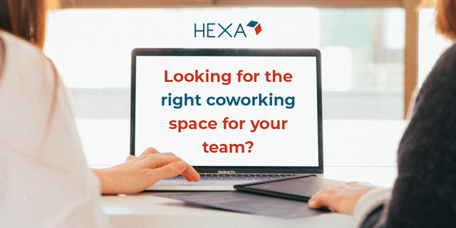 Looking For Right Coworking Space for Your Team?