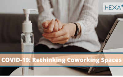 COVID-19 Spurs a New Approach to Coworking Spaces
