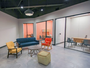 Coolest coworking space in Richardson