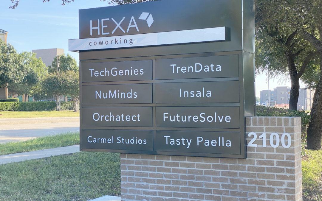 HEXA Coworking Virtual Office Richardson TX