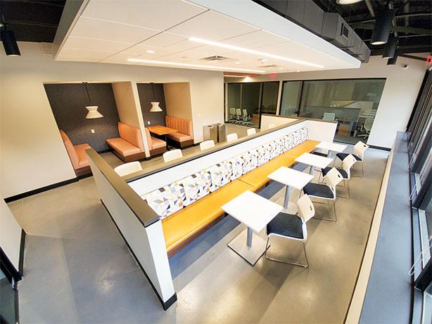 HEXA Coworking Space Richardson TX - Shared Desk